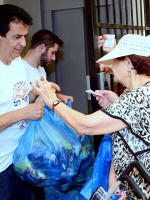 Yad Ezer L'Haver and the Sabag family mark 20 years of volunteer work for the community