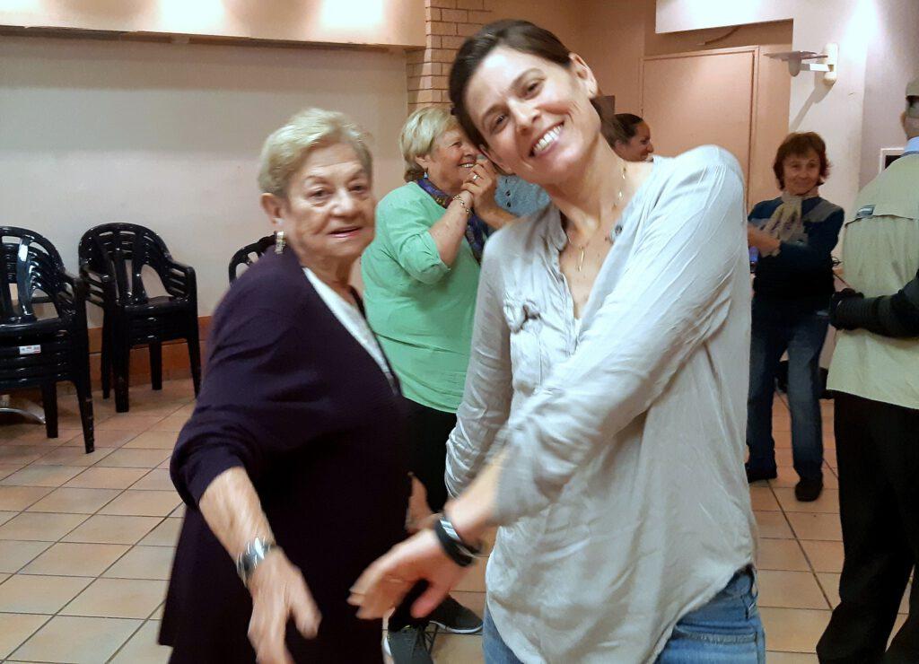 ניצולי השואה דיירי ה'בית החם'ביקרו בקיבוץ מעגן מיכאל