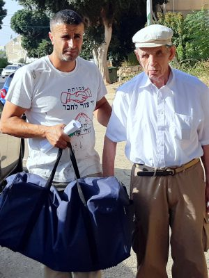 """Saving Abraham"" – The Yad Ezer L'Haver saves Holocaust survivors"