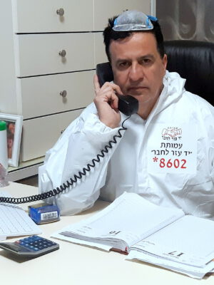 """מייסד ומנכ""""ל עמותת """"יד עזר לחבר"""" מר שמעון סבג: """"מי שכבר נפגע ראשון ממשבר הקורונה הוא כמו תמיד, החלש והנזקק ביותר !"""""""