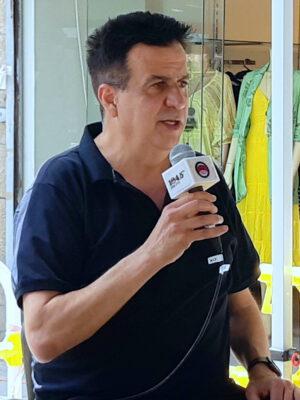 """מייסד ומנכ""""ל עמותת """"יד עזר לחבר"""" מר שמעון סבג התארח בתוכנית מיוחדת של """"רדיו צפון"""" שהצדיעה ללוחמי הקורונה בחיפה"""
