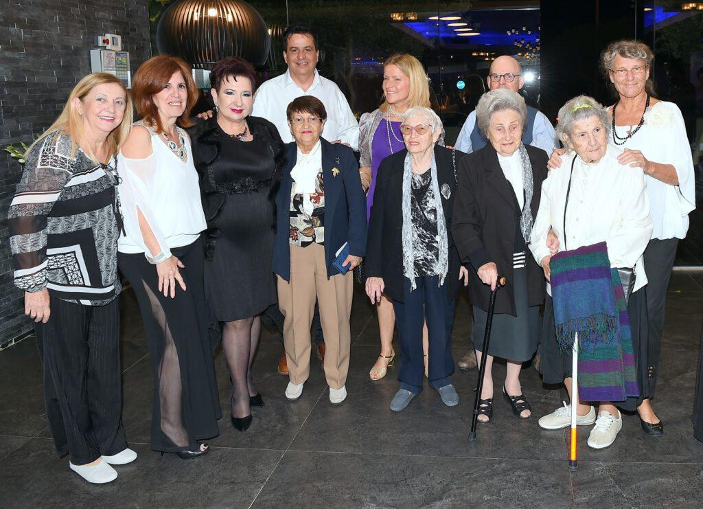 """עמותת """"יד עזר לחבר"""" העניקה פרס ״מפעל חיים״ לד״ר איזבלה גרינברג מביה""""ח רמב""""ם"""