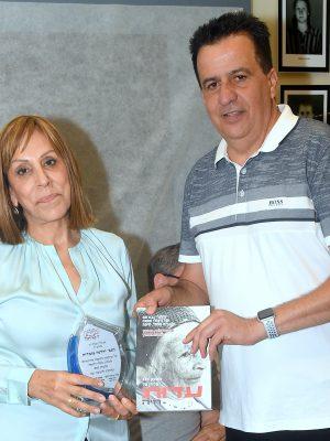 """מרגש: אשת העסקים ירדנה עובדיה ביקרה את ניצולי השואה של עמותת """"יד עזר לחבר"""""""