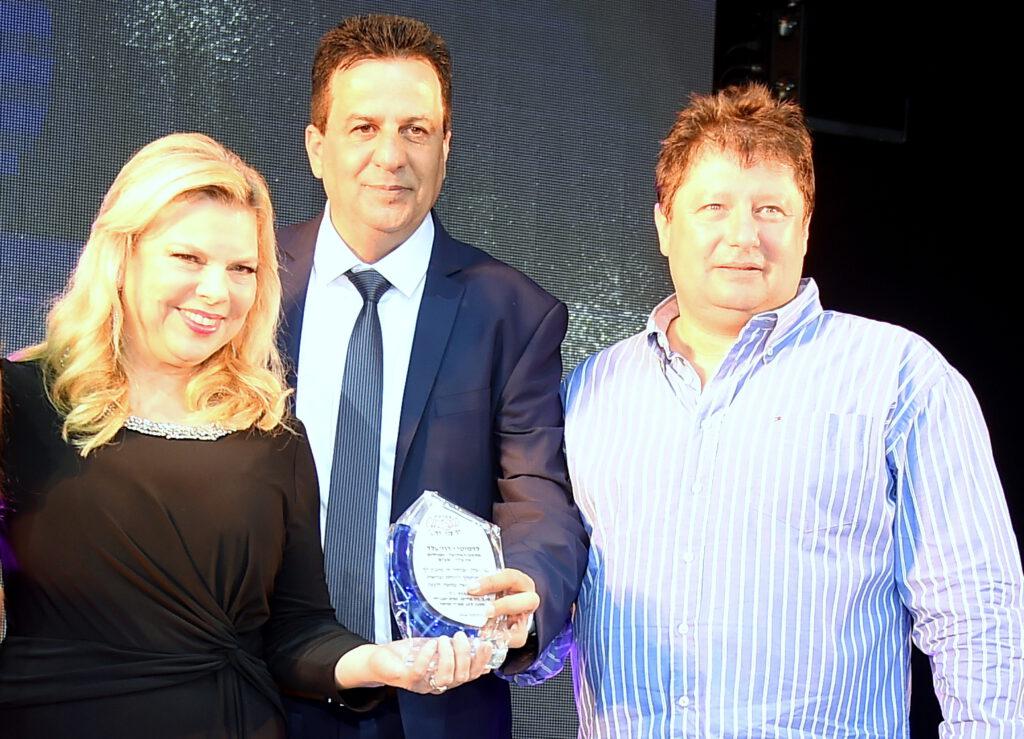 """""""מגן הצדק החברתי"""" לשנת 2016 הוענק לדימה רוזנפלד מבית החולים רמב""""ם בחיפה"""