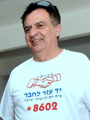"""מייסד ומנכ""""ל """"יד עזר לחבר"""" מר שמעון סבג נבחר ל""""אנשי השנה"""" בתחום ההתנדבות והחברה בחיפה והצפון"""