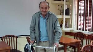 יעקב הובר - ניצול שואה מפולין - בן 89