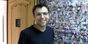 ניקולאס צ'רובסיק - מומחה מיחשוב - יד עזר לחבר