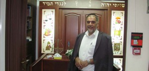 הרב יעקב ממן - רב השכונה של ורדיה